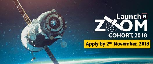 Launch n Zoom, Cohort 2018
