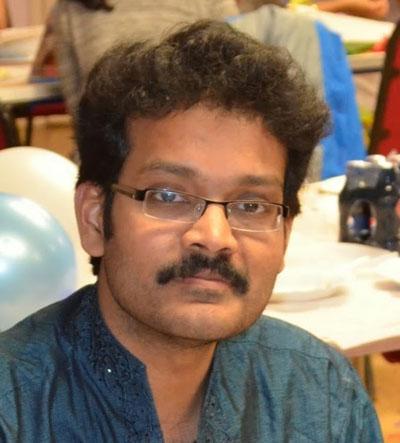 Rathishraj Janarthanan